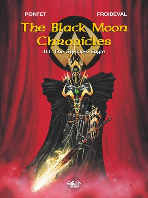 cover image of Black Moon Chronicles, Volume 10