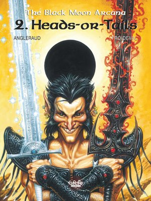 cover image of The Black Moon Arcana, Volume 2
