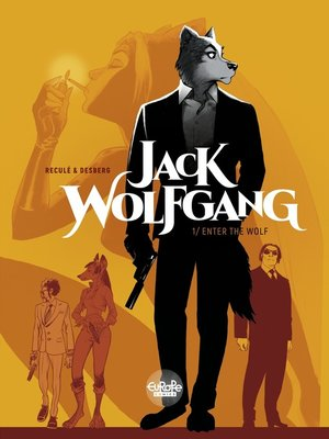 cover image of Jack Wolfgang, Volume 1