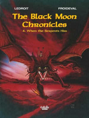 cover image of The Black Moon Chronicles, Volume 4