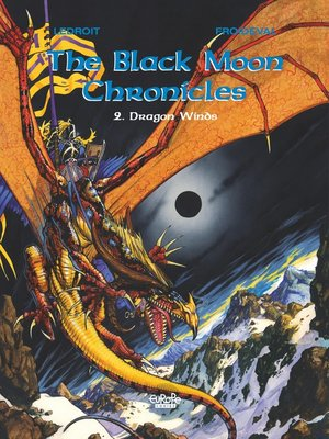 cover image of Black Moon Chronicles, Volume 2