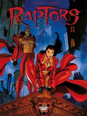 cover image of Raptors, Part 2