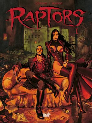 cover image of Raptors, Part 1