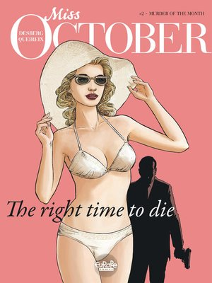 cover image of Miss October, Volume 2