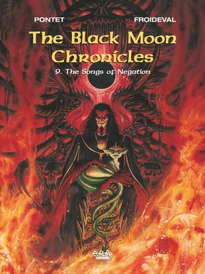 cover image of Black Moon Chronicles, Volume 9