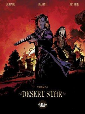 cover image of Desert Star, Volume 4