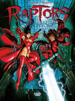 cover image of Raptors, Part 3