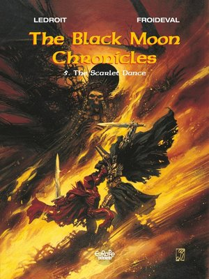 cover image of Black Moon Chronicles, Volume 5