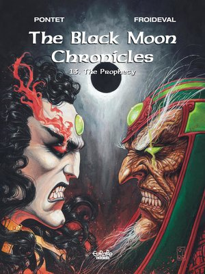 cover image of The Black Moon Chronicles, Volume 13
