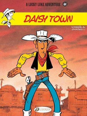 cover image of Lucky Luke (English Version), Volume 61