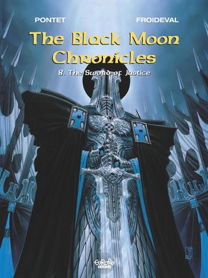 cover image of Black Moon Chronicles, Volume 8