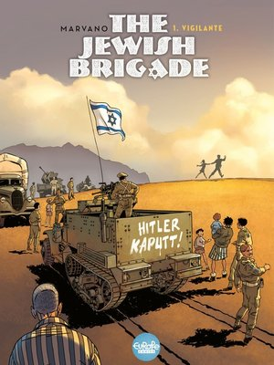 cover image of The Jewish Brigade--Volume 1--Vigilante