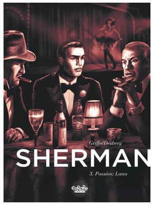 cover image of Sherman, Volume 3