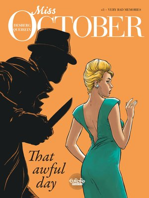 cover image of Miss October, Issue 3