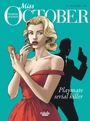 cover image of Miss October 1