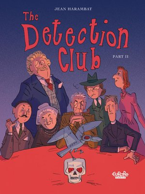 cover image of The Detection Club, Volume 2