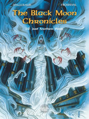 cover image of The Black Moon Chronicles, Volume 19