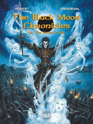cover image of The Black Moon Chronicles, Issue 12