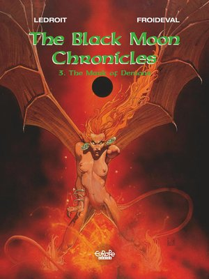 cover image of The Black Moon Chronicles, Volume 3