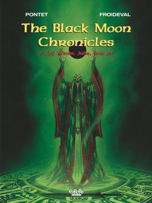 cover image of The Black Moon Chronicles, Volume 7