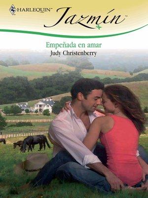 cover image of Empeñada en amar