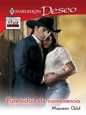 cover image of Paternidad de conveniencia