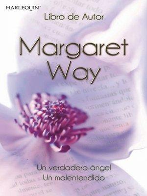 cover image of Un verdadero ángel/Un malentendido