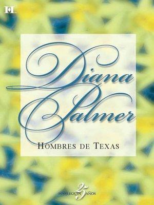 cover image of Hombres de texas