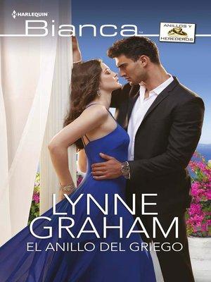 cover image of El anillo del griego