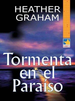 cover image of Tormenta en el paraíso