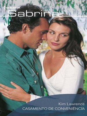 cover image of Casamento de conveniência