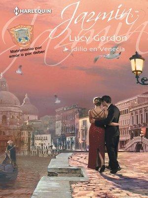 cover image of Idilio en Venecia