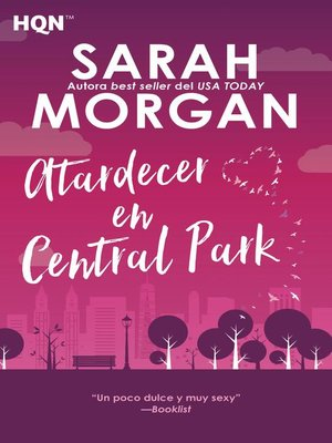 cover image of Atardecer en Central Park