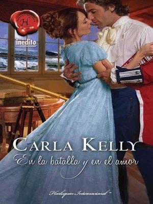 cover image of En la batalla y en el amor