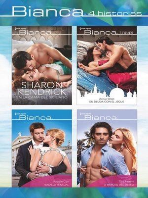 cover image of E-Pack Bianca enero 2019