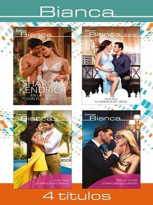 cover image of E-Pack Bianca noviembre 2019