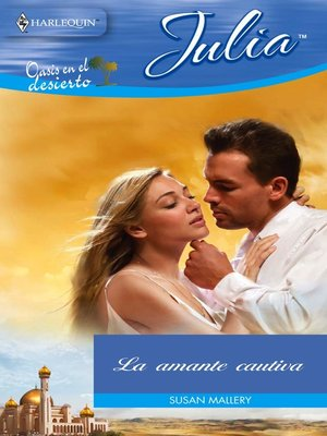 cover image of La amante cautiva