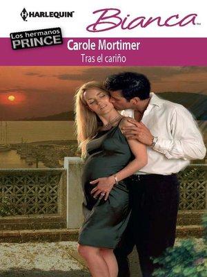 cover image of Tras el cariño