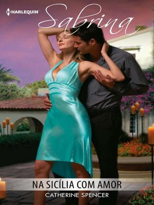 cover image of Na sicília com amor