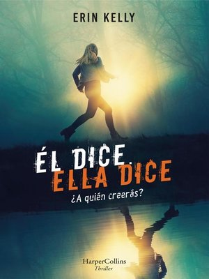 cover image of Él dice. Ella dice