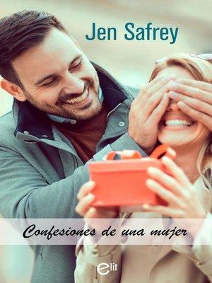 cover image of Confesiones de una mujer