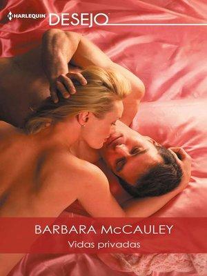cover image of Vidas privadas