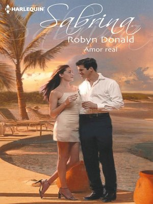 cover image of Amor real