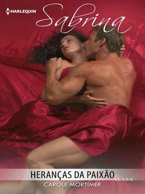 cover image of Heranças da paixão