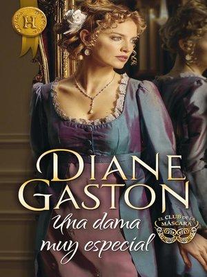 cover image of Una dama muy especial