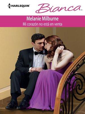 cover image of Mi corazón no está en venta