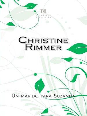 cover image of Un marido para Suzanna