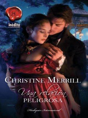 cover image of Una relación peligrosa
