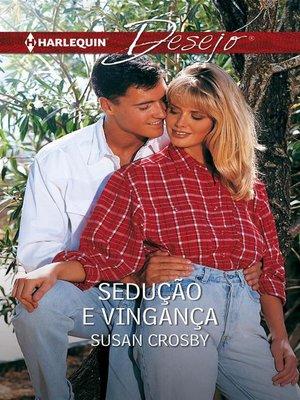 cover image of Sedução e vingança