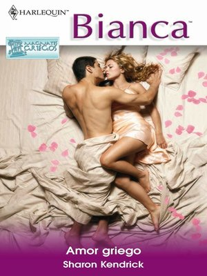 cover image of Amor griego
